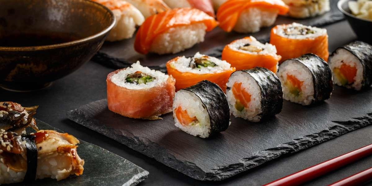 - Block Sushi