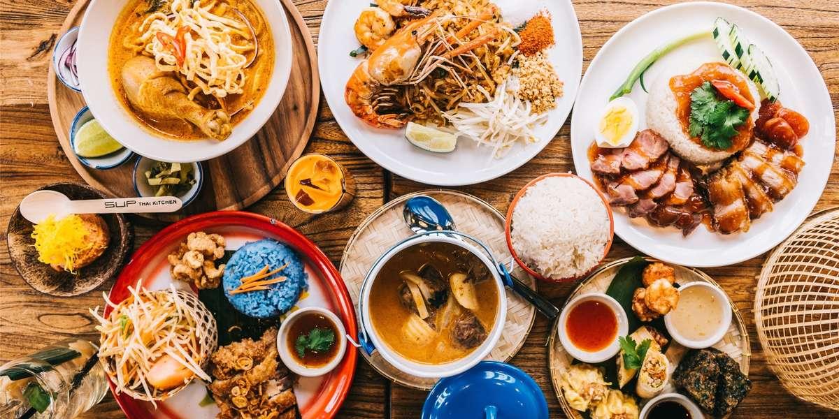 - Sup Thai Kitchen