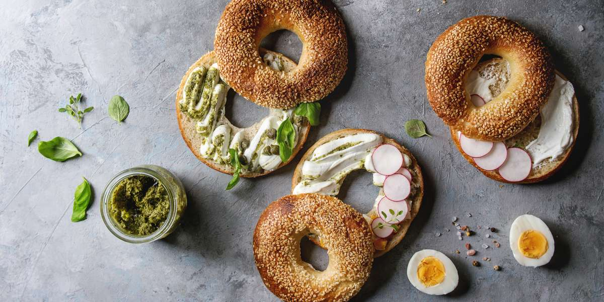 We're Philly's first and only bagel food truck, serving up fresh-baked bagels and custom crafted schmears in flavors like S'mores, Loxsmith, and Stuffed French Toast. Customers call our flavor combinations over-the-top delicious. Go ahead. Spread some good. - Schmear It
