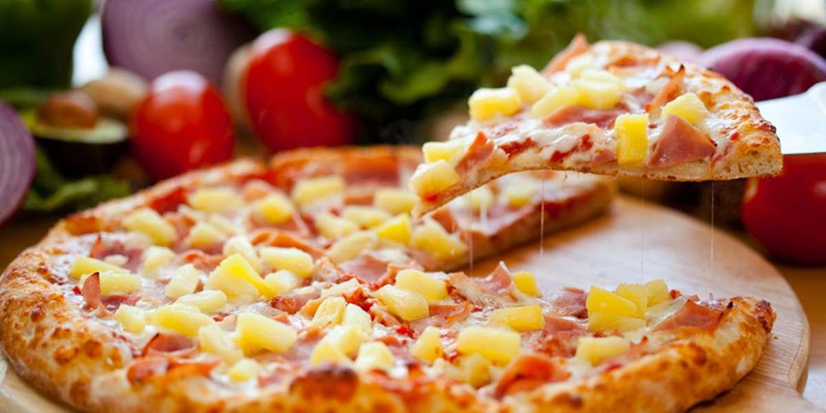 - Bar Pizza & Salad Co.