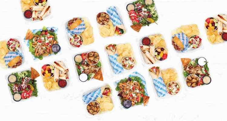 Taziki's Mediterranean Cafe Catering