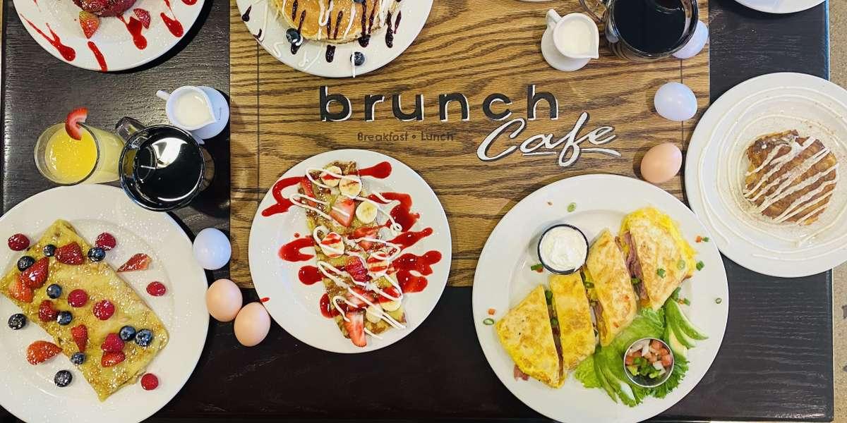- Brunch Cafe