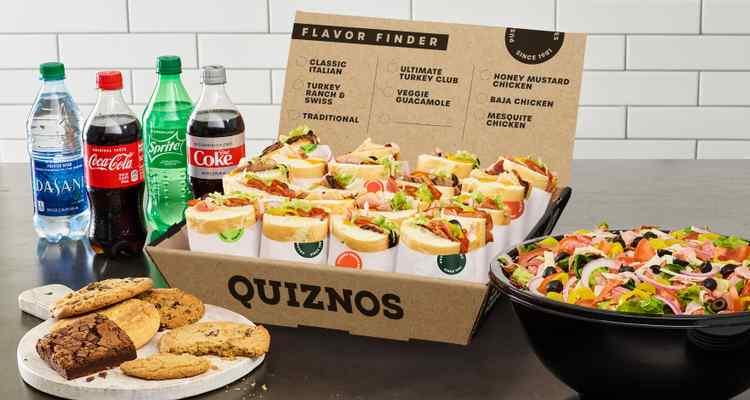Quiznos Catering, Phoenix, AZ