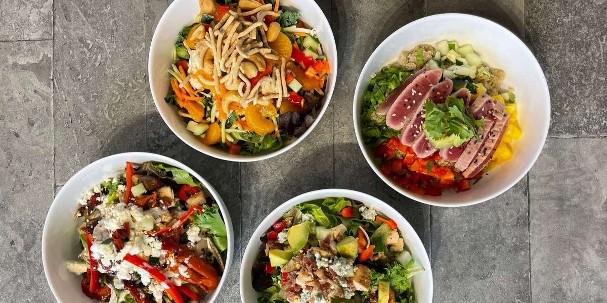 We believe in eating better to live better. We offer fresh, wholesome, and nutritionally balanced food made from premium ingredients. We are the perfect choice for people who demand convenience but still want to eat well. Let us cater your next meeting! - Just Fresh