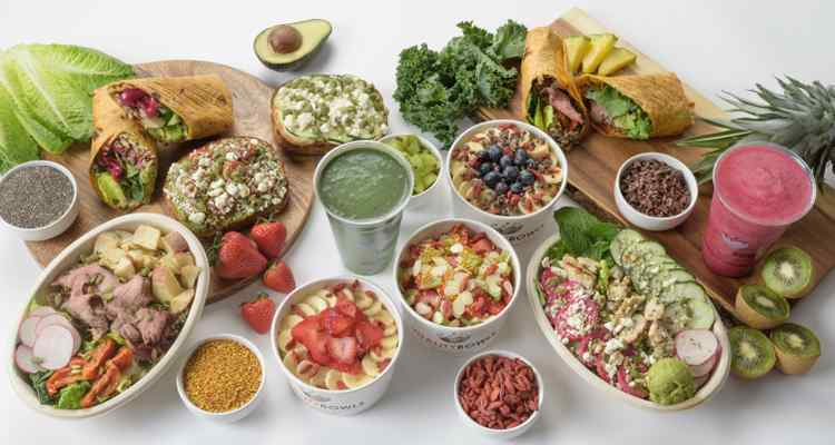 Vitality Bowls Catering
