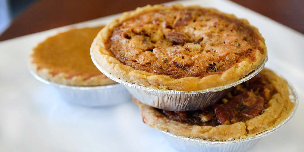 We make old-fashioned Southern desserts and dishes from scratch. We use real ingredients for our pies, cakes, and other treats: whole eggs, the finest chocolates, premium pecans, and real butter. That's our secret— no preservatives, no additives, just like Grandma taught us. - Uncle Willie's Pies