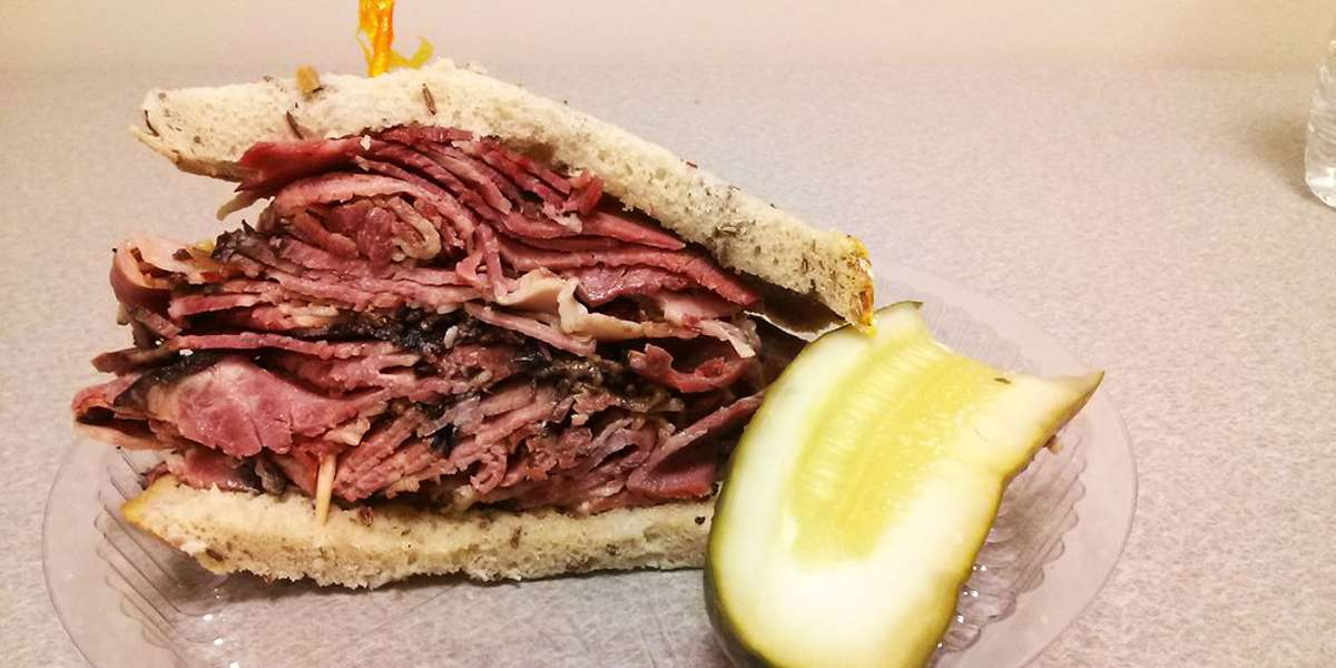 We have been an LA Landmark since 1931. As a family-owned and operated delicatessen for 4 generations, we take great pride in offering an authentic deli-style experience, unparalleled anywhere on the west coast!  - Canter's Deli