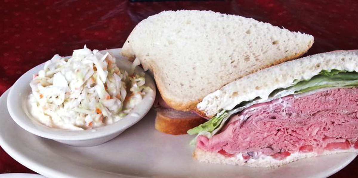 With freshly baked breads and mouth-watering deli combinations, our sandwiches give you a taste of New York in the middle of Texas. No matter the occasion, we are ready to deliver affordable, delicious flavor to you. If you need any more proof, just order a sandwich with our homemade corned beef --you won't regret it! - Deli News