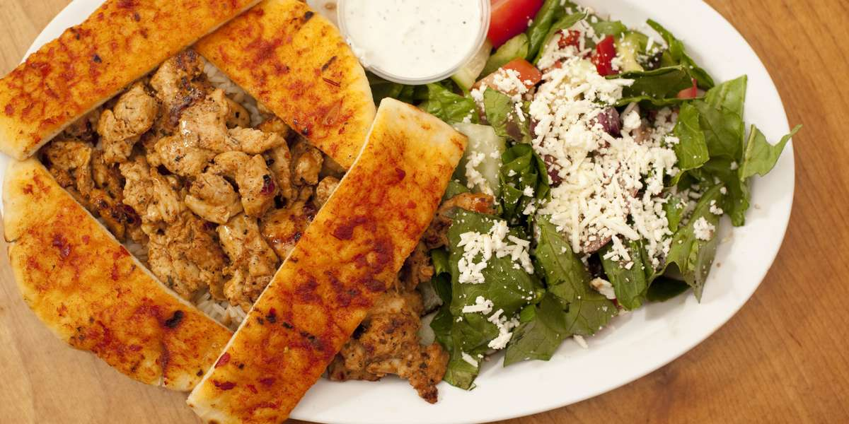 Turkish cuisine is a fusion of Turkic, Arabic, Persian, and Greek influences. Olive oil, sheep's milk cheese, rice pilav, eggplant, and pide flatbread are a few of the staples of Turkish food. Yelpers are head over heels for our falafel, creamy hummus, seasoned lamb, and more.  - Cafe Agora