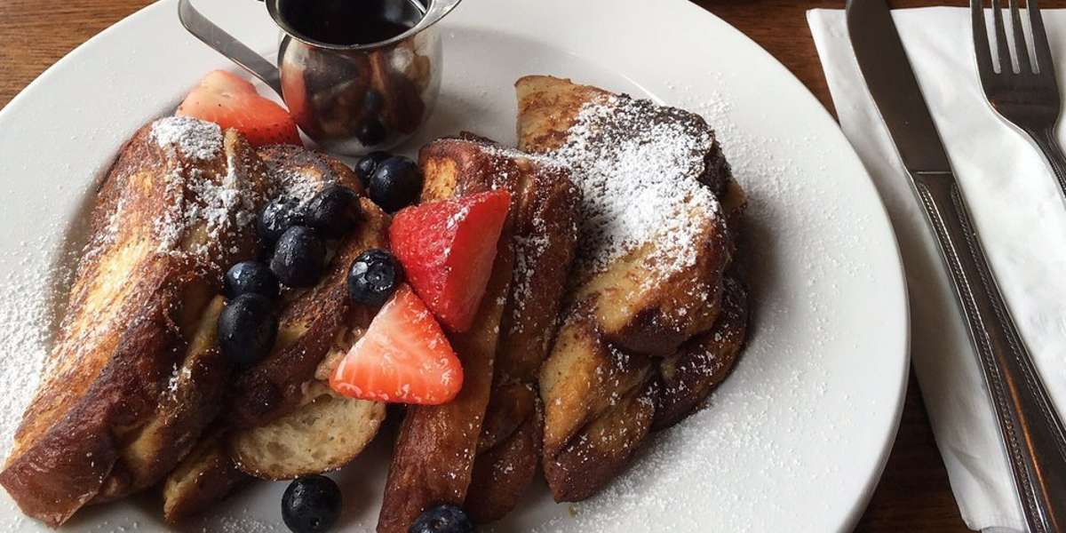 "Our French-American cuisine is prepared from local, sustainable, organic vendors. Voted Best Breakfast and Brunch 2014 by Alameda/Oakland Magazine, and it isn't hard to see why. A bite of our Monte Cristo, Belgian Waffle, or Croque Monsieur, and you'll see why customers call us a ""wonderful little eatery."" - Cafe Jolie"