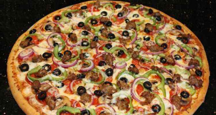 California Pizza Kitchen Catering Delivery Menu From Ezcater