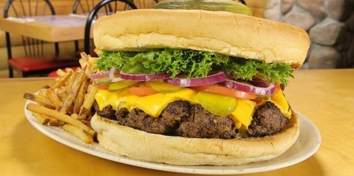 """Whether you're in the mood for a biscuit breakfast sandwich or a good old-fashioned burger, we'll satisfy your hunger pangs and then some. Customers say our food is downright """"wonderful,"""" no matter what you order. - Kooky Canuck"""