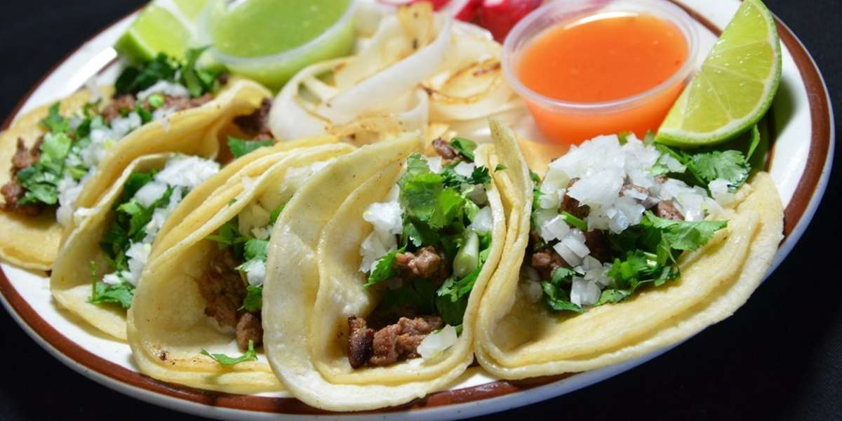 We think of ourselves as the home of flavor. You'll find a little of everything on our menu, like Mexican, Thai, Chinese, and Italian. Customers say they could eat our food every day and be happy. Be sure to try the Kung Pao chicken or the soft tacos.  - International House of Food