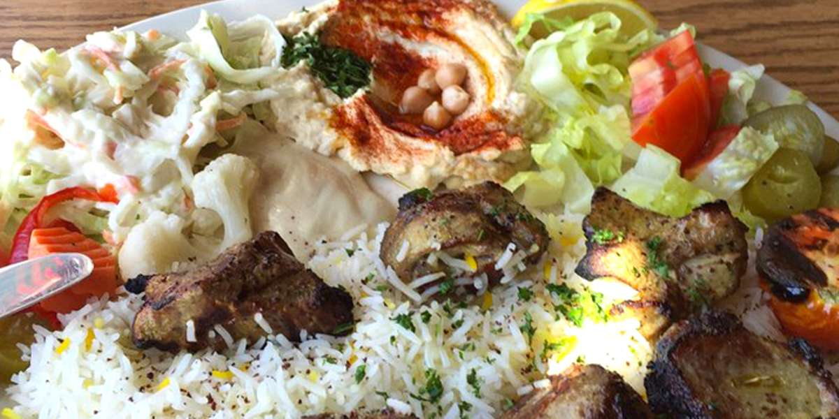Our brand of Lebanese and Syrian cuisine is unique in town, and our locally-sourced ingredients ensure we'll stay the best around. Customers say our gyro is melt-in-your-mouth tender and our wood-fired pita is the best they've ever had. - Amir Grill