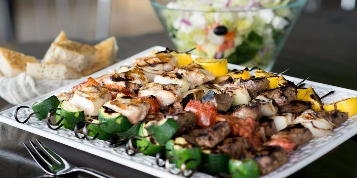 Our goal is authenticity in flavor and experience. Our food will transport you, from the first dip of hummus to the last bite of our famous baked chicken. Order a few different salads or appetizers and make your next meal a medley of unforgettable combinations. - Mary's Mediterranean Cafe and Grill