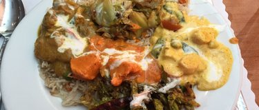 Tandoor Indian Grill