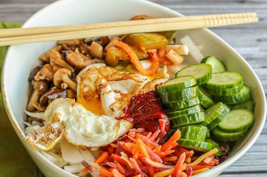 We're you're go-to spot for authentic Korean in downtown DC. We specialize in bibimbap-- a bowl with rice, seasonal vegetables, protein, and spicy gochujang sauce to bring it all together. Treat your guests to a spectrum of tastes when you order from us.  - Rice Bar