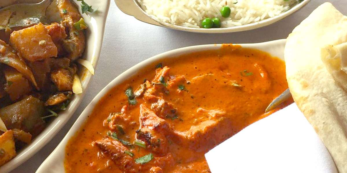 We prepare Indian cuisine the traditional way, with breads and meats fired in a tandoor oven fired up to 1000 degrees. Customers say our chicken tikka masala is just right, with a creamy sauce that's not too sweet. Pair it with naan and kheer for a complete Indian meal with a balance of flavors. - India Beach Restaurant