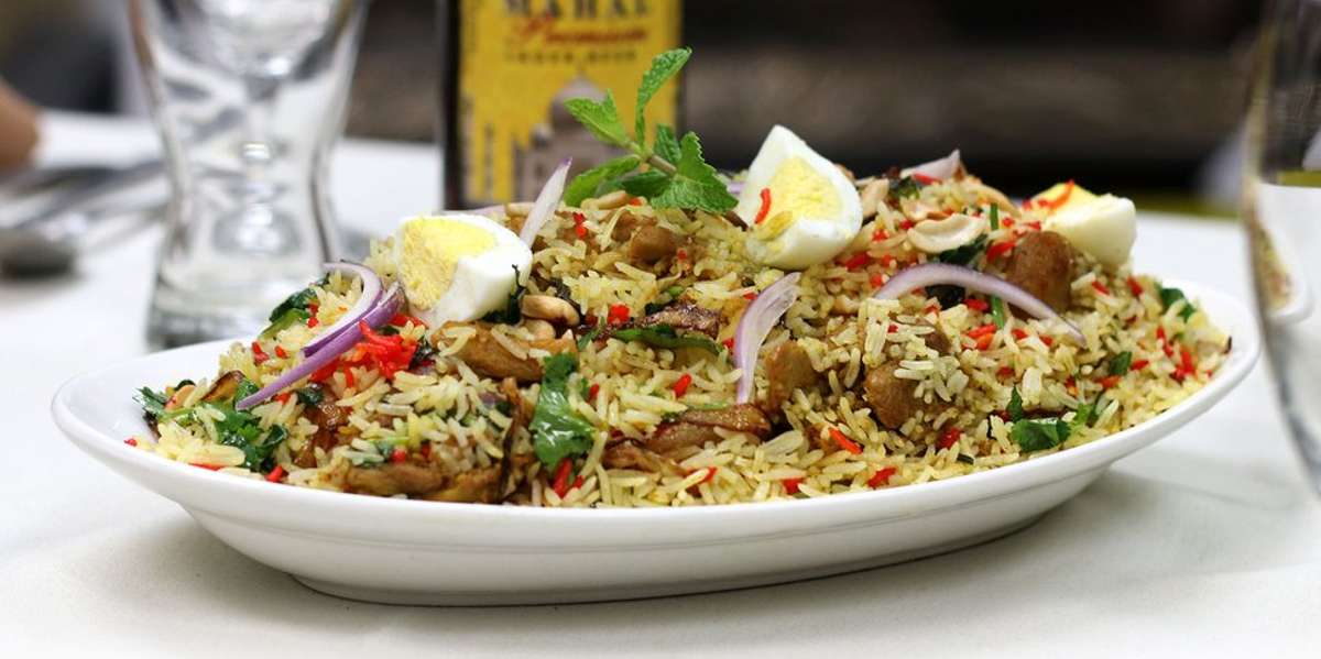 We feature authentic cuisine from all regions of India, and we are committed to serving high-quality Indian fare. We boast a variety of specialty dishes and an extensive dessert selection! - India Oven Masala Bar & Grill