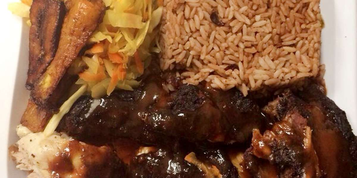 Looking for the real deal when it comes to Jamaican? Look no further. Much to the delight of locals, we dish out jerk chicken, jerk pork, and oxtail every day, all served with fresh vegetables and our signature plantains.  - Peppa Pot Jamaican Cuisine