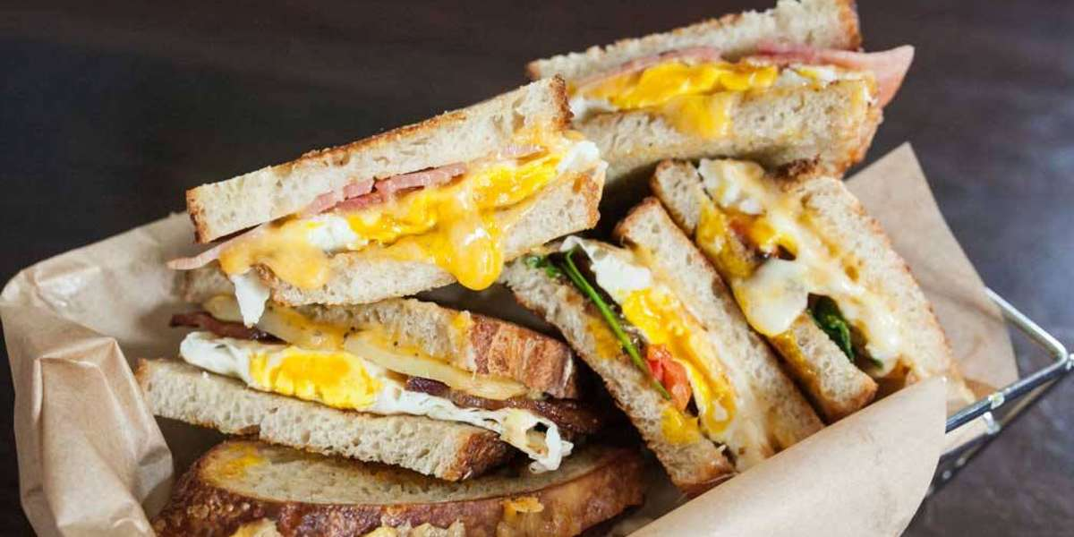 We are the first restaurant in San Francisco focused on serving award winning gourmet grilled cheese sandwiches, classic American comfort foods, and house-baked-from-scratch treats. Our mission is to serve exceptional American comfort food using the highest quality local and unique ingredients.  - American Grilled Cheese Kitchen