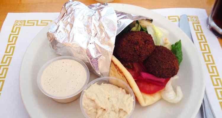 Pegasus Greek Cafe Catering