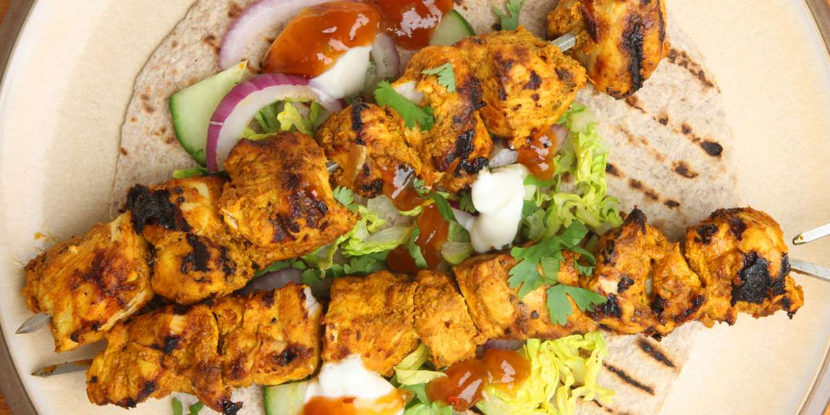 We make it our mission to serve food that's fresh, tasty, healthy, and halal. Every bite bursts with Indian & Mediterranean flavors. From lamb shawarma to paneer tikka masala, you'll find plenty of reasons to fall in love with our menu. - Lazeez Indian-Mediterranean Grill