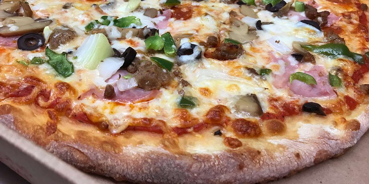 For family-owned pies laden with more toppings than you can shake a stick at, along with stuffed subs and hearty pastas, come to us. Customers say our slices are generous and the flavors can't be beat. See why they call us the best pizza spot in New Bern.  - Mario's Pizza
