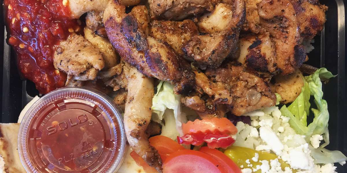 It's always a good time for a kebab! Here at Star Mediterranean Grill we aim to bring you the very best Turkish food in the Austin area. Try a tray of our doner kebab, it's always a hit with crowds! - Shishman Mediterranean Grill