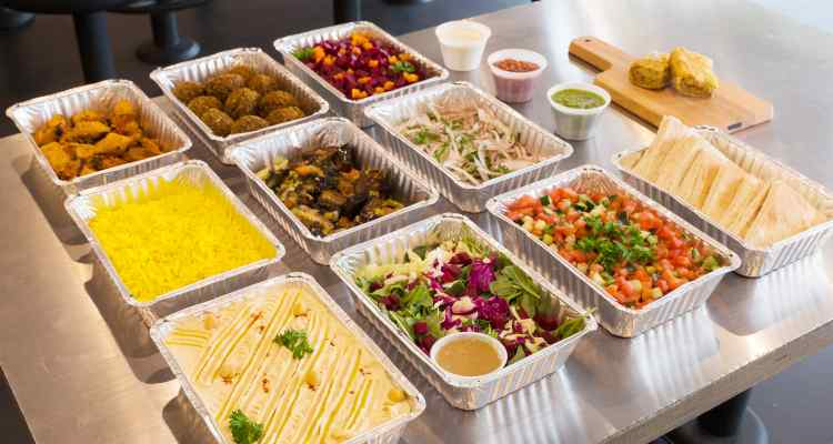 Zoes Kitchen Catering Delivery Menu From Ezcater