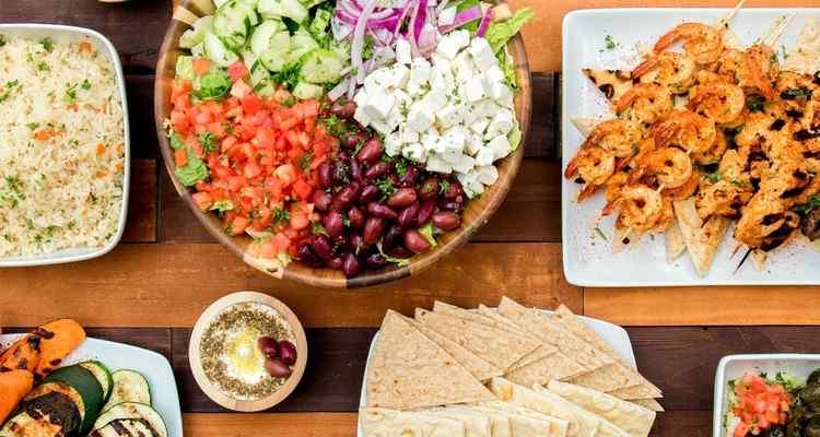 Pita Mediterranean Street Food Catering