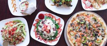 Healthy Garden Cafe, Pizza, & Juices