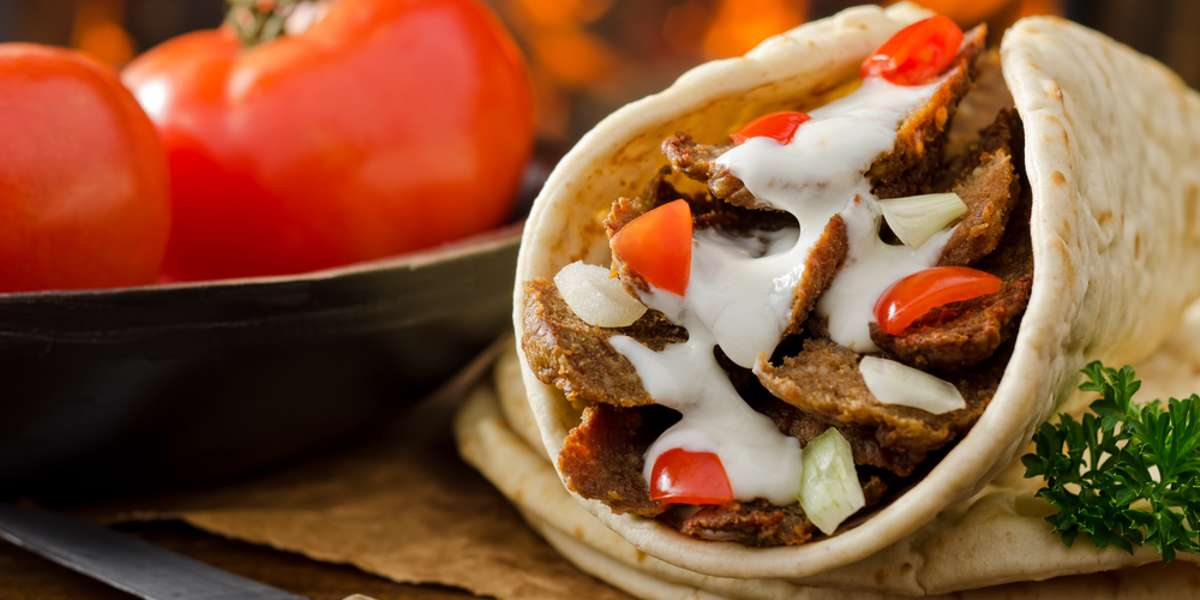 We serve gyros fit for a king, along with a variety of other sandwiches and Greek specialties. Try us for an authentic taste of the Mediterranean, and don't forget to save room for our sweet and nutty baklava. - Gyro Palace