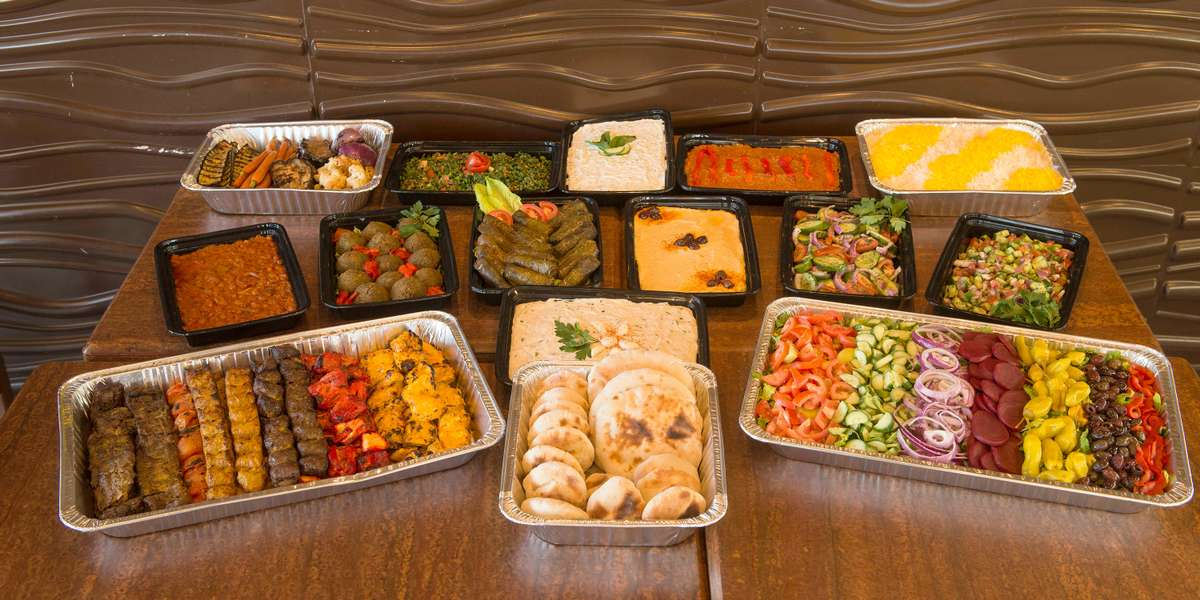 Taste the real flavor of Mediterranean and Persian cuisine with our kabobs, dolmeh, ikra, and more. With our stash of authentic spices and ingredients, our menu brings pure Mediterranean goodness to Sin City. - Chickpeas Mediterranean Cafe