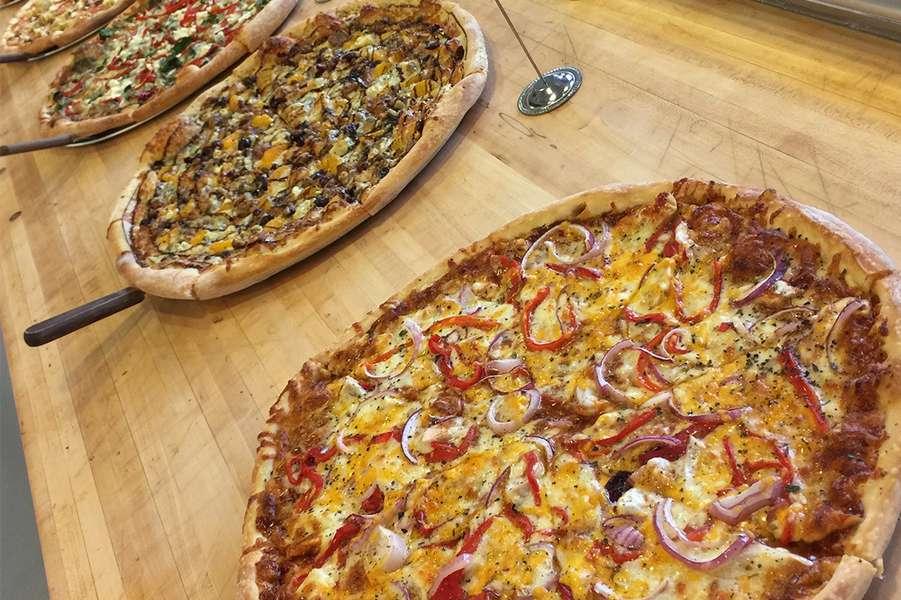 - Noce Gourmet Pizza
