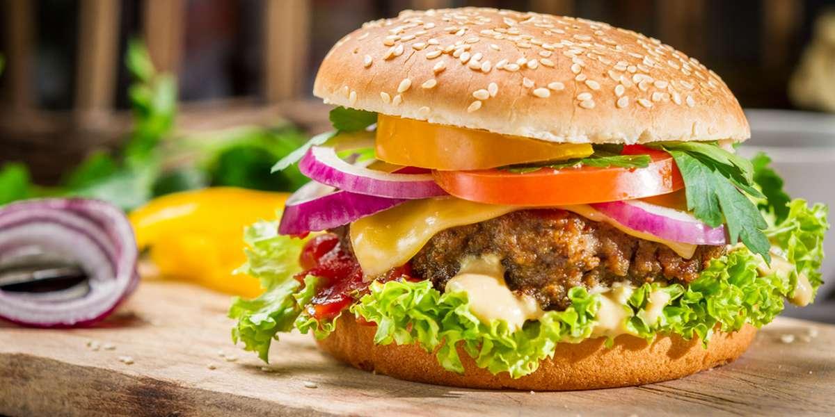 - Fork & Burger
