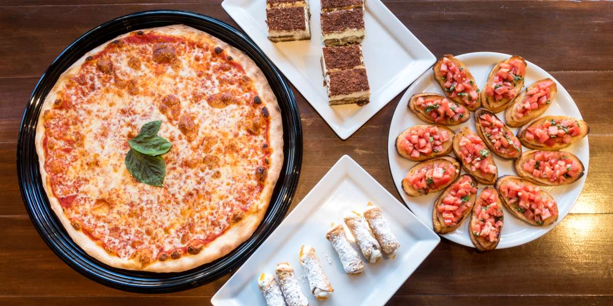 Just as our name Omaggio (which means homage) implies, we pay tribute to the art of pizza by keeping our recipes as authentic as possible. We don't deny American influence in our cuisine, but seamlessly marry it with the spirit of Italian tradition in every pie.  - Pizzeria Omaggio
