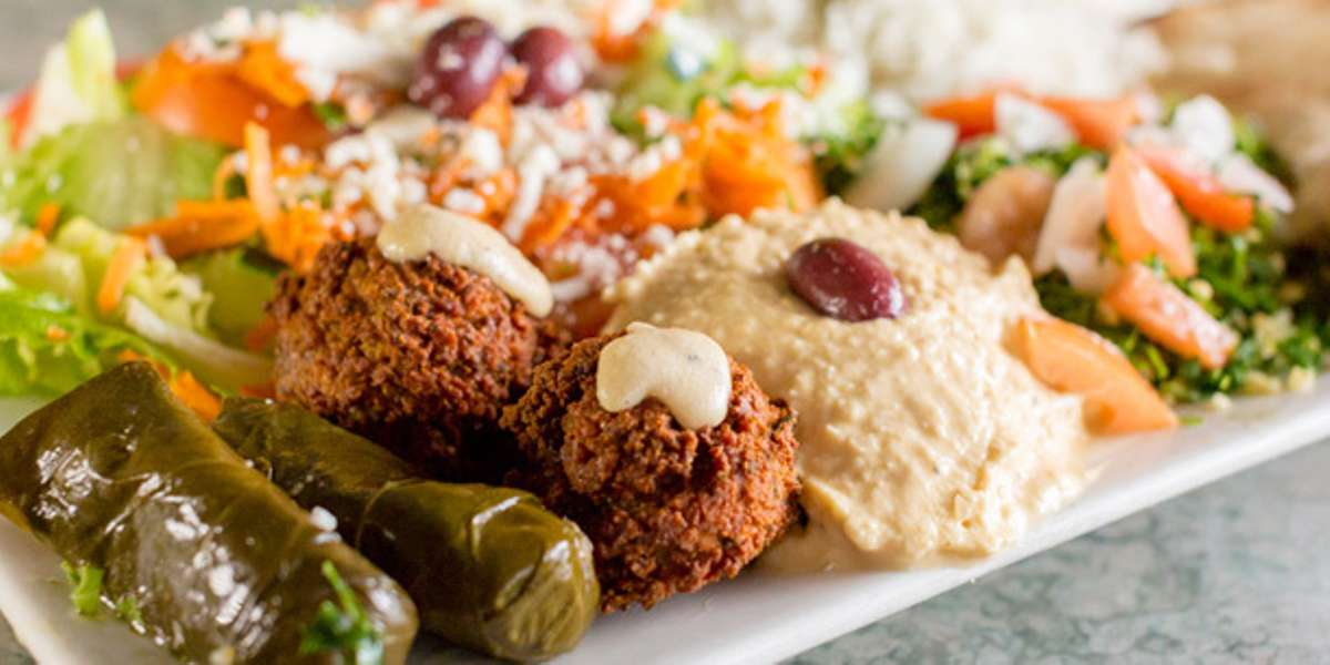 When the bold aromas of gyros, kabobs, and falafel hit your nose, you'll know you made the right choice. We incorporate Greek, Italian, and Lebanese styles of cooking to create one fantastic meal for you and your colleagues and clients. Because everything that leaves our kitchen is made using our own secret recipes, this is food you won't find anywhere else.  - Mediterranean Cafe