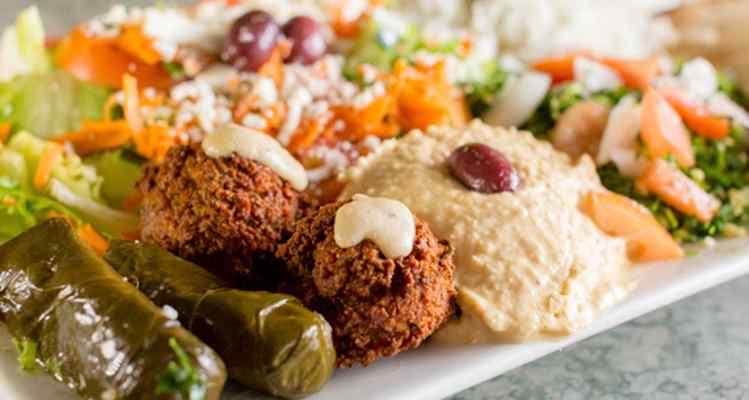 Mediterranean Cafe Catering