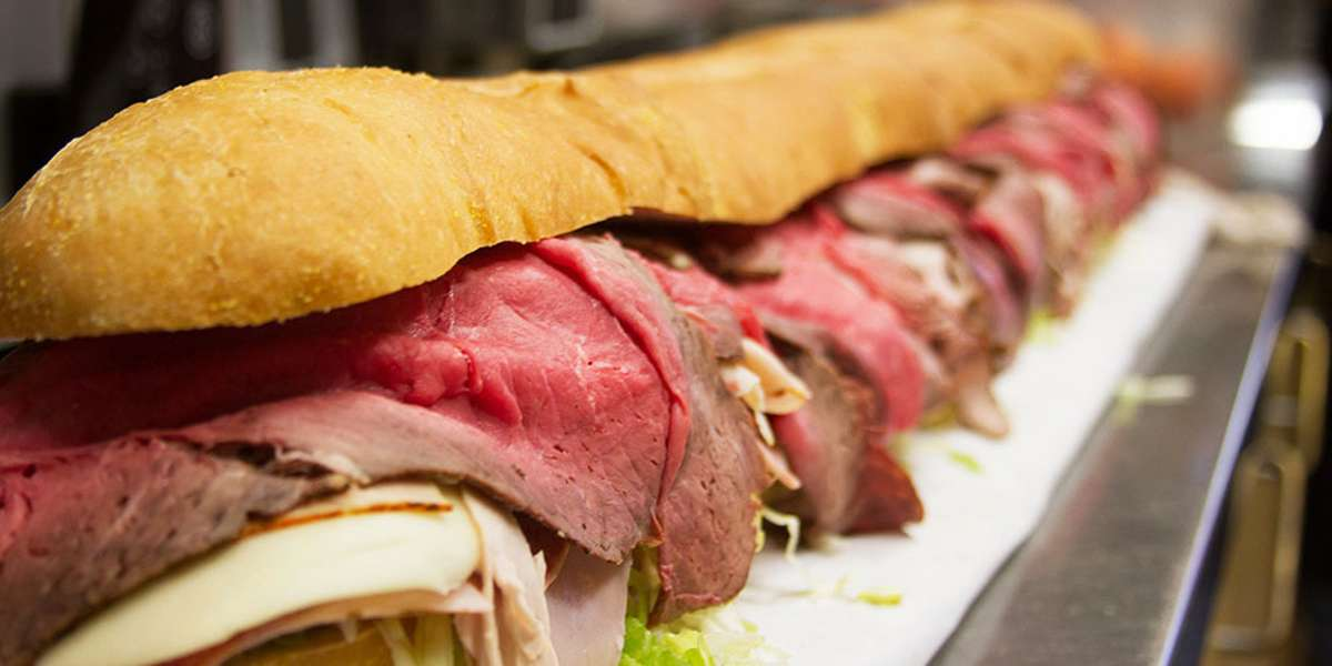 We use the finest quality Boar's Head meats to craft our classic deli sandwiches. We also offer you a range of tasty salads and breakfast options! - Rinaldi's Deli