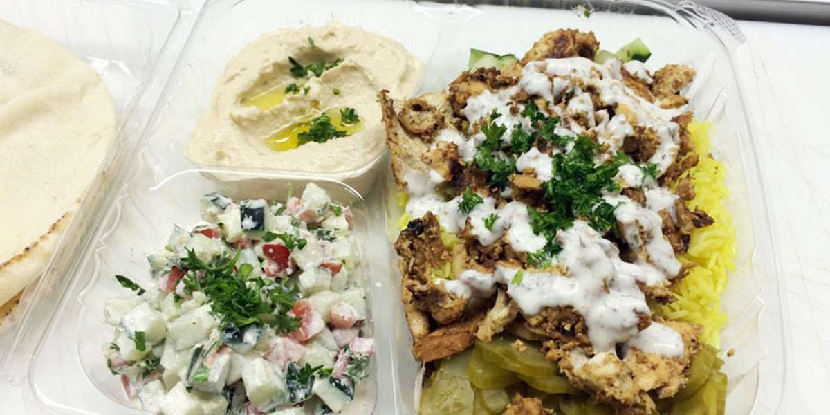 Nothing but the best is our motto. From our halal meats to our perfect produce, our food is a reflection of our practices and we know you can taste it in every bite. With a pension for traditional Middle Eastern cooking and a flare for perfect seasoning, we've got the meals you've been looking for! - Falafel Tazah