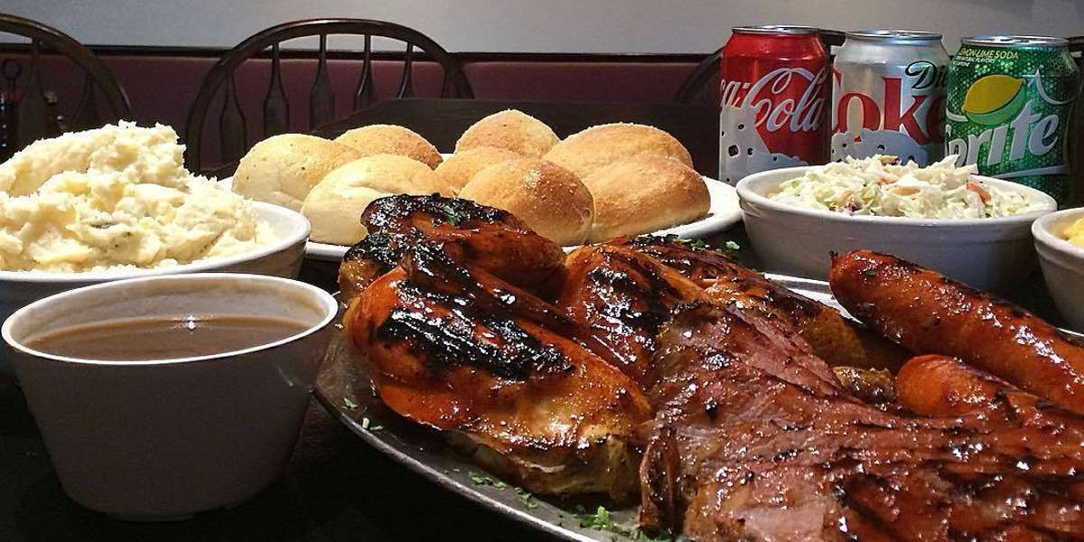 BBQ meals are an all-American classic delight. Order our pulled pork sandwich, round up entree, or even our petite sampler for an incredible meal. Your office will be thrilled with a wonderful taste of our comfort-filled catering. - Rosie's BBQ