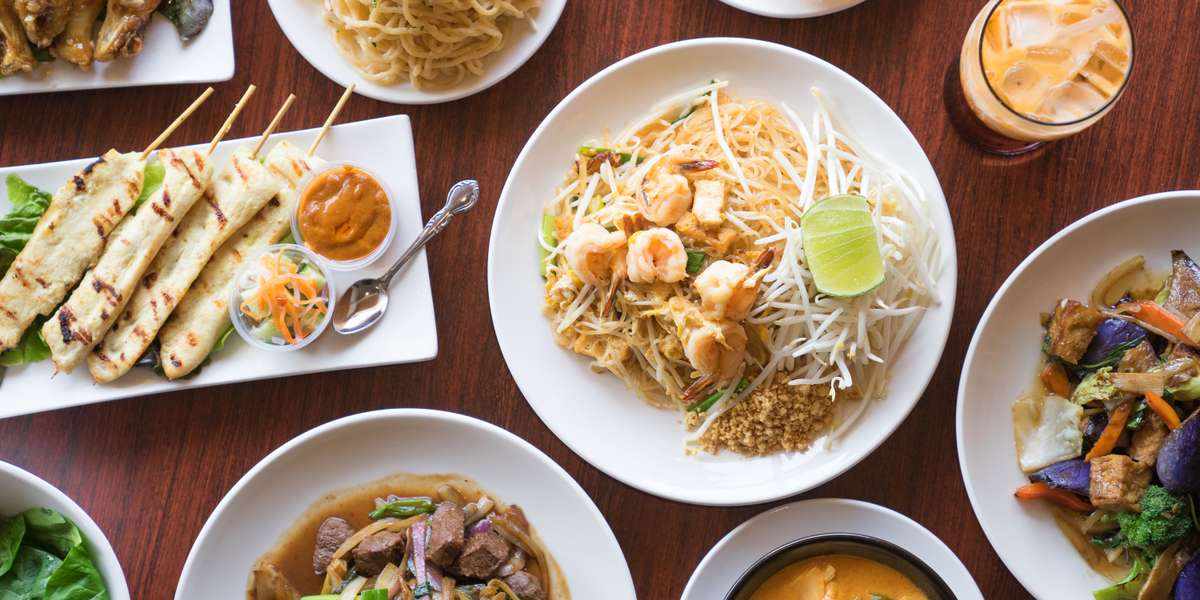 Immune boosting properties, flavor, aroma and authenticity - our menu has it all. Let us cater your next event and your taste buds will thank you. Be sure to try our signature garlic noodles! - Ratcha Thai