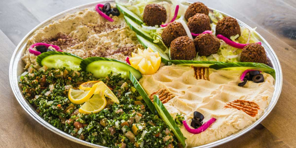 Our wide selection of salads and sandwiches are aimed to please all our customers. We offer delicious Middle Eastern food such as chicken shawarma, beef shawarma, hummus, fattoush salad, and many other dishes and sandwiches at very reasonable prices. - Shawarma Grill