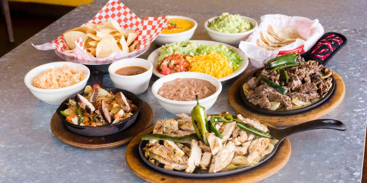 Search no mas. You've found the best fajitas in town. Customers highlight our homemade tortillas, filling portions, authentic flavors, and more-than-affordable prices. Our fajita bars, flautas, enchiladas, and queso will have you coming back for more.   - Fajita Pete's