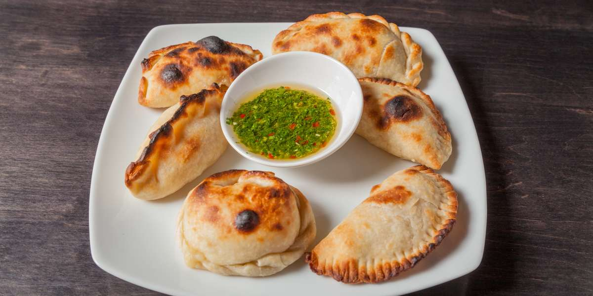 We specialize in empanadas— handmade Argentinian turnovers packed with fillings that range from ground beef to dulce de leche. No matter what event you're planning, you can count on our empanadas to surpass your expectations and take our tastebuds on a culinary adventure without leaving the office.  - Maria Luisa Empanadas