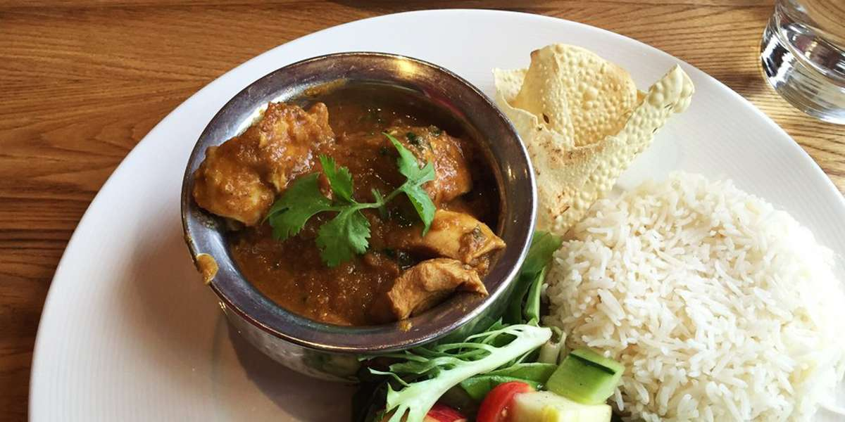 We are a humble eatery striving to creatively redefine Indian cuisine. Through careful iteration, we've honed our signature dishes to merge tradition with modern flavors for a unique, unforgettably delicious eating experience. - Broadway Masala