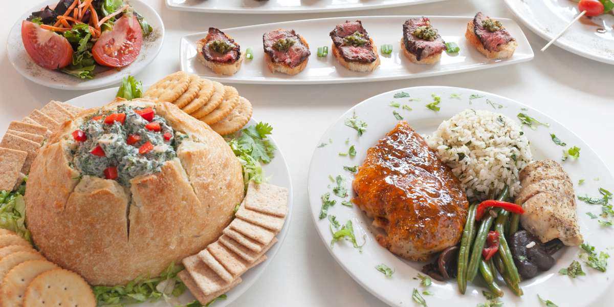 With 35 of experience along the East coast, we have the experience & expertise to provide a simple meal for your event. Order one of our easy-to-order catering packages for a complete meal! - AV Gourmet
