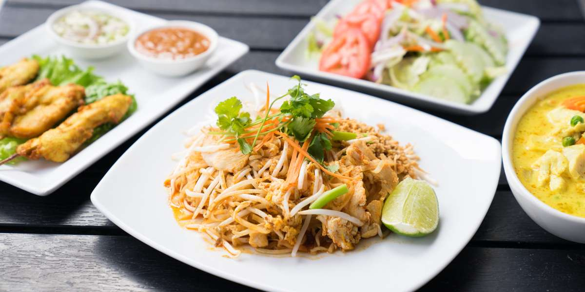 Delicious, healthy, affordable and fresh food -- that's what's on our menu. We are glad you've stopped by to take a look at our offerings. We would be honored to cater your next meeting or corporate event! - Kanda Thai Cuisine