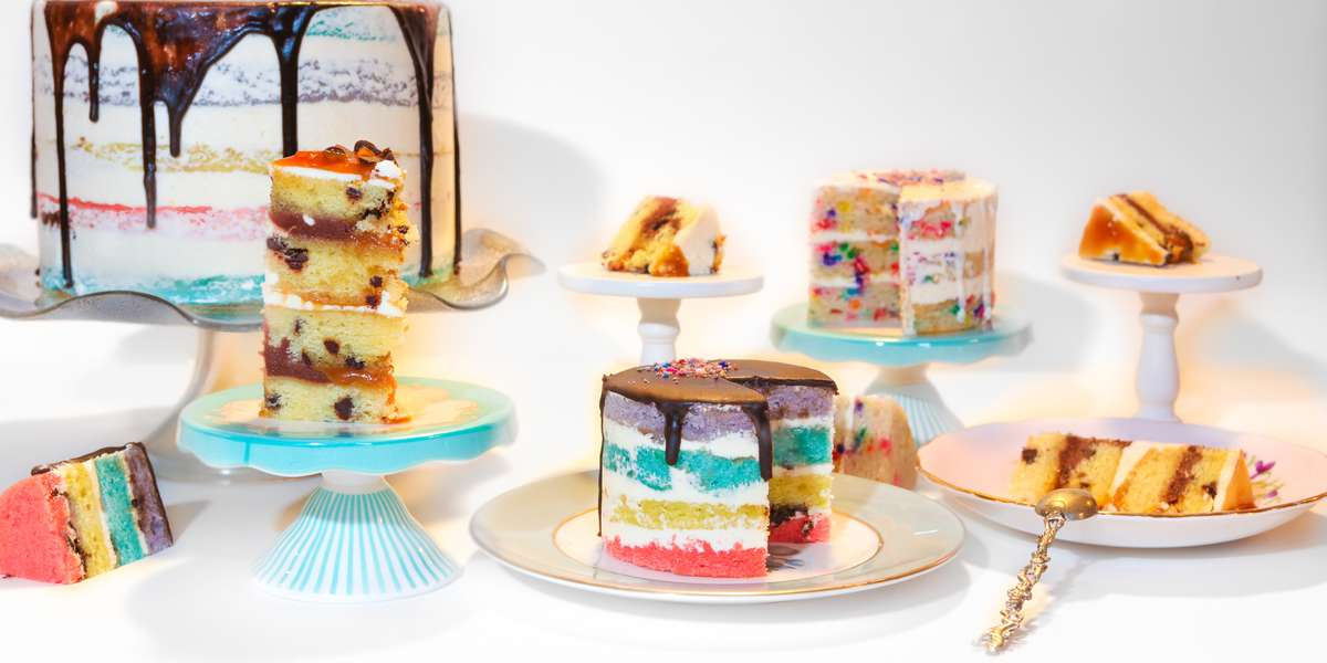 Our chef has spent time in the Michelin-starred pastry kitchens of Mario Batali, Joe Bastianich, and Dan Barber. She opened Mini Melanie to offer a new genre of sweets, which focus as much on flavor as they do on style. Our cakes, cupcakes, and cookies will bring a welcome sweetness to your next event! - Mini Melanie